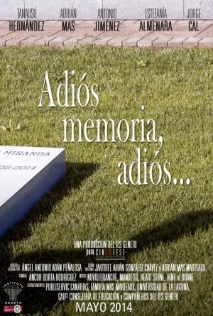 Adiós memoria, adiós…