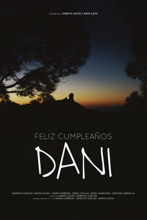 Feliz cumpleaños Dani