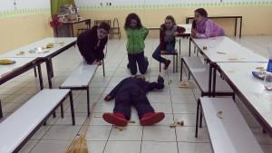 A escola mal assombrada