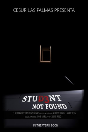 Student not found