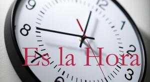 Es la Hora