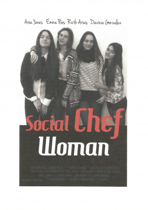 Social Chef Woman