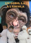 Un goril·la a l'escola